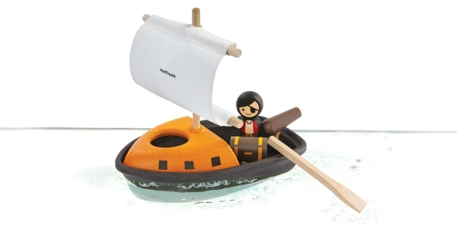 Badleksak piratbåt