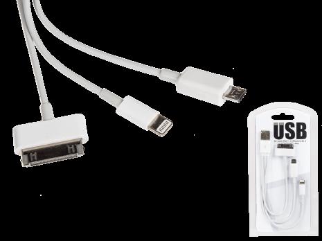 USB laddare
