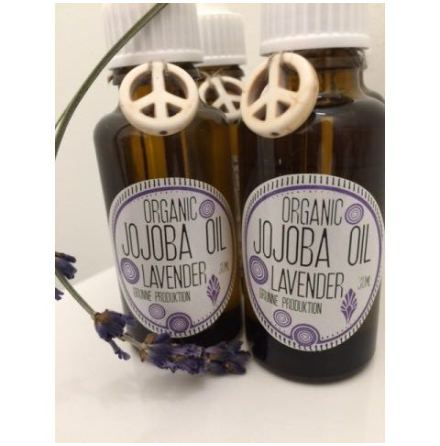 Jojobaolja Lavendel