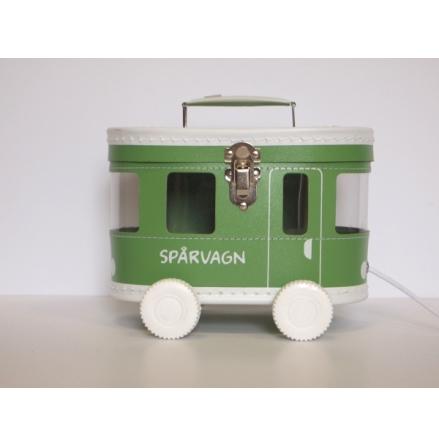Väska Spårvagn